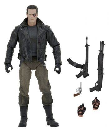 Terminator Ultimate Police Station Assault NECA 7 Inch Action Figure